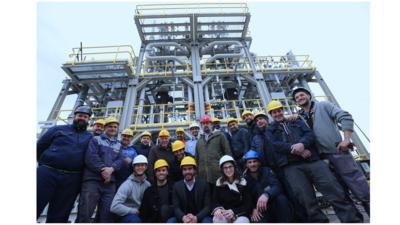 3V Tech Wet Air Oxidation Plant For Petrofac